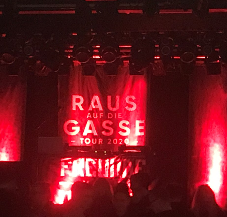 BOSCA – 02.02.2020, Colos-Saal Aschaffenburg